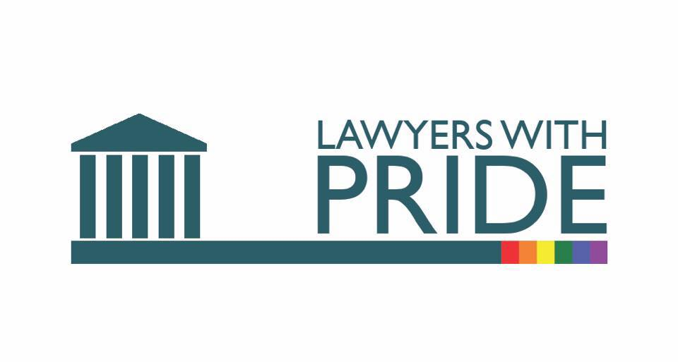Lawyers with Pride logo