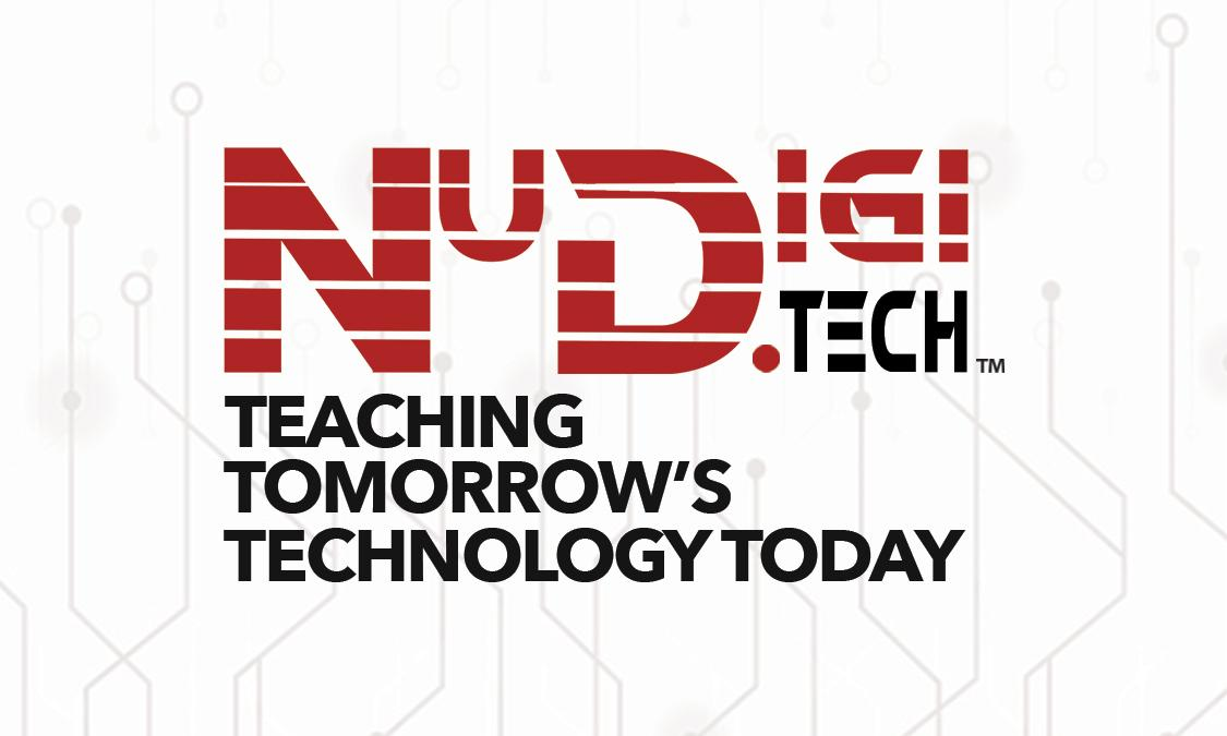 NuDigi Tech Logo