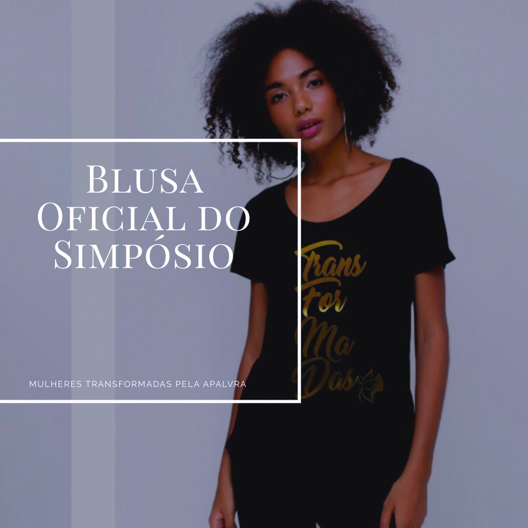 Camiseta do Simposio