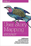 Jeff Patton's User Story Mapping book cover