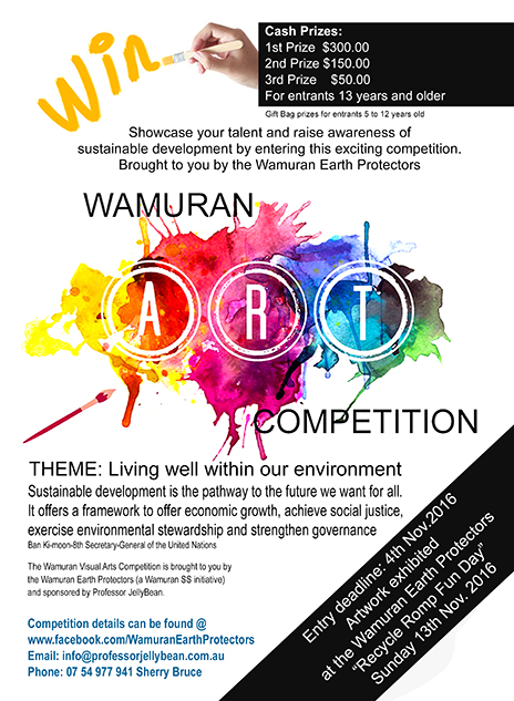 Wamuran Art Competition