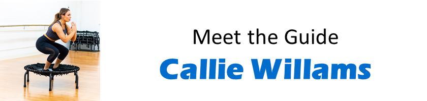 Meet the Instructor: Callie Williams