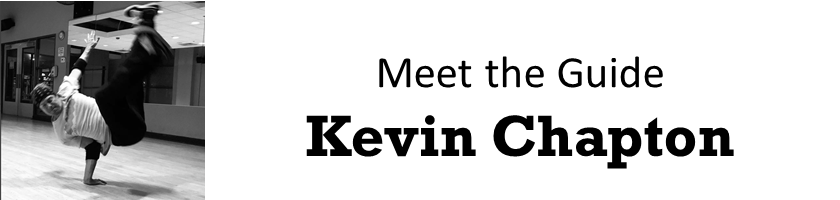 Meet the Guide: Kevin Chapton