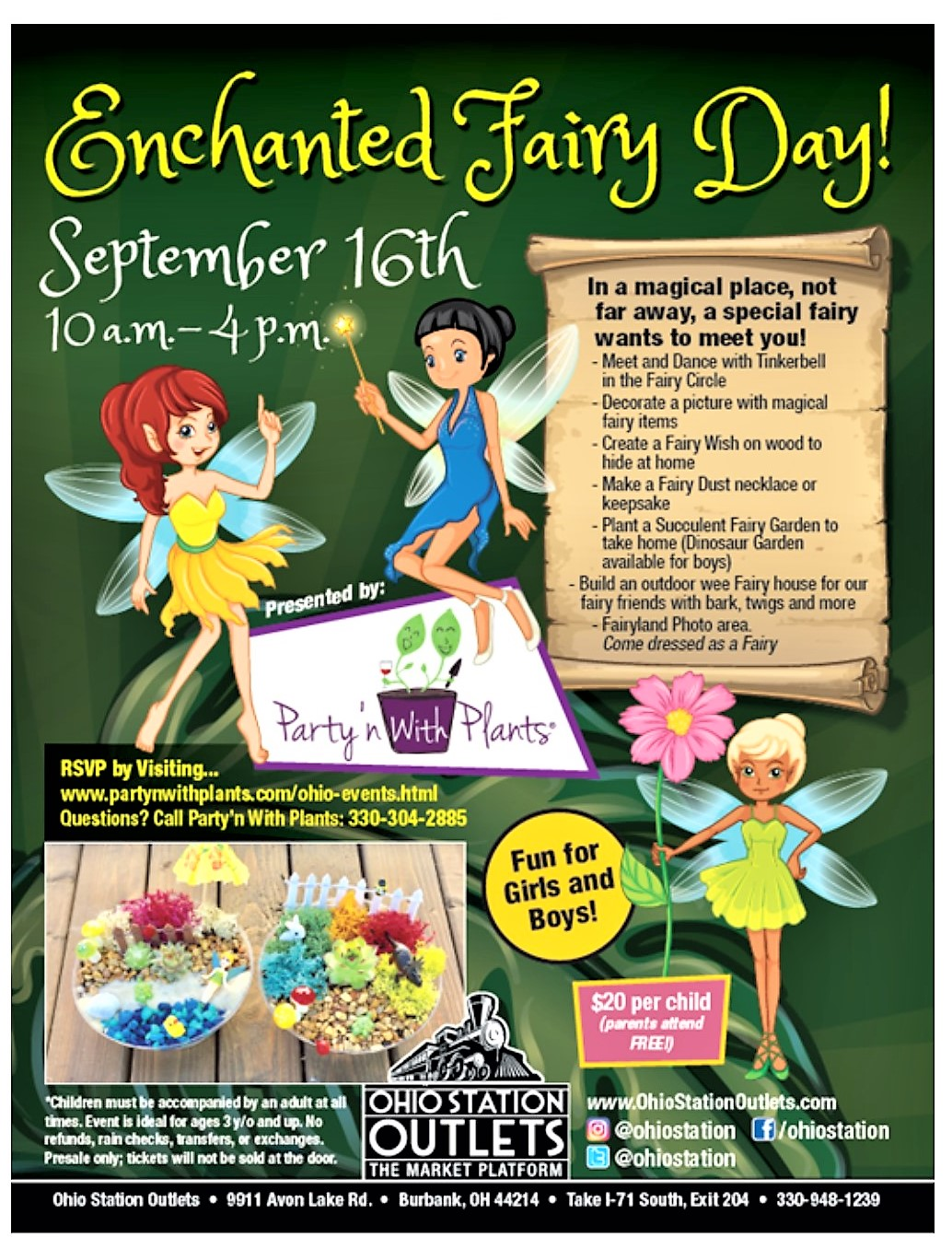 Enchanted Fairy Day