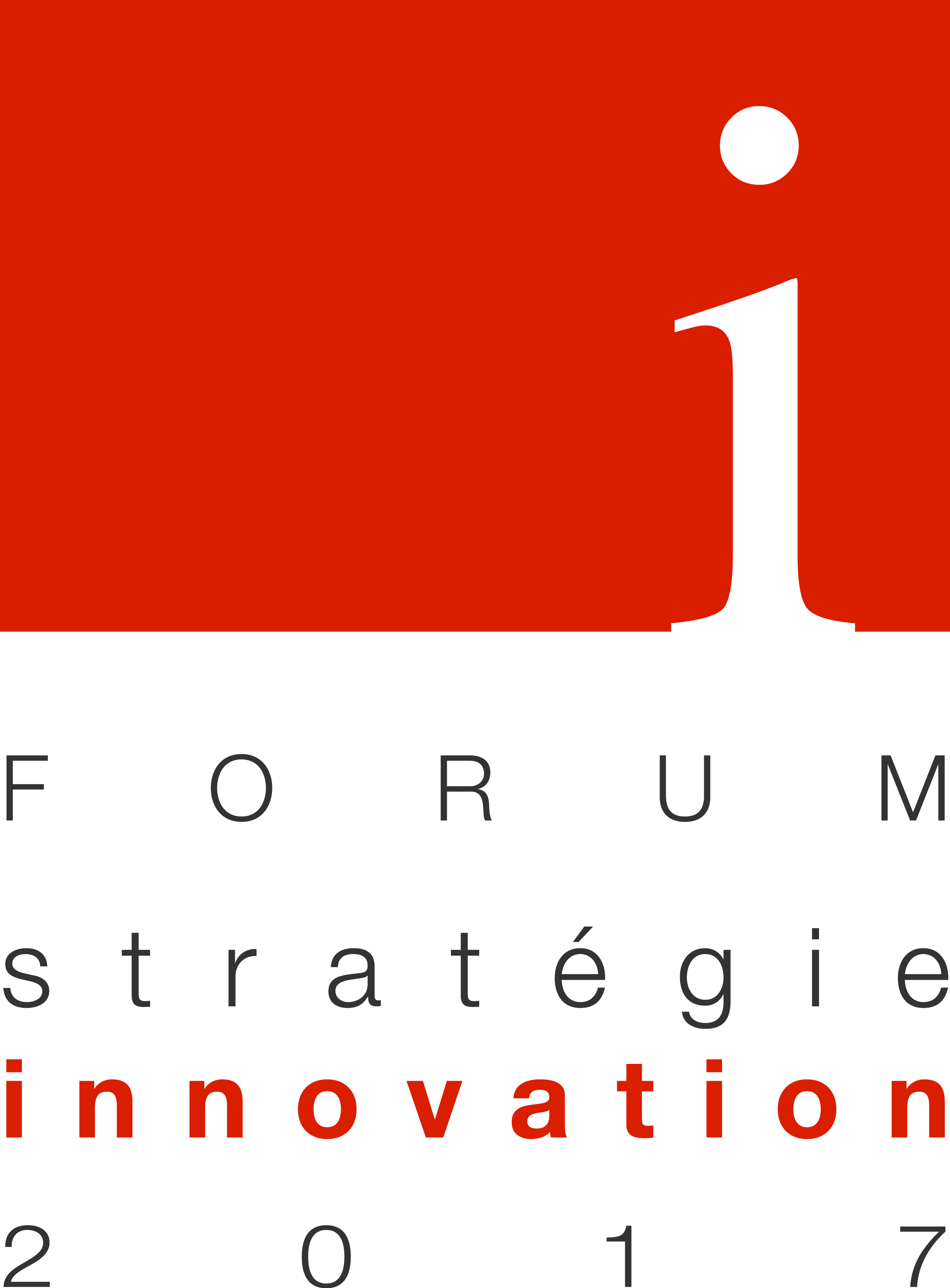 Forum Stratégie Innovation 2017