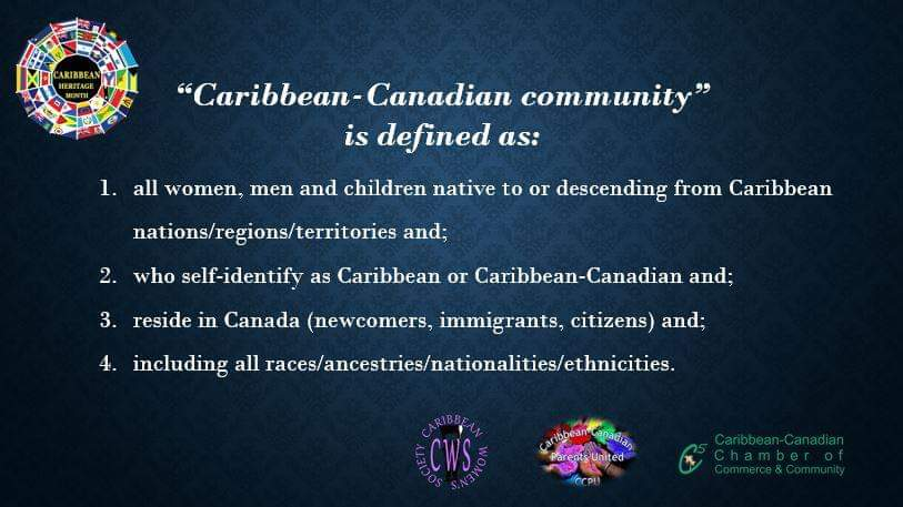 Definition of Caribbean-Canadian