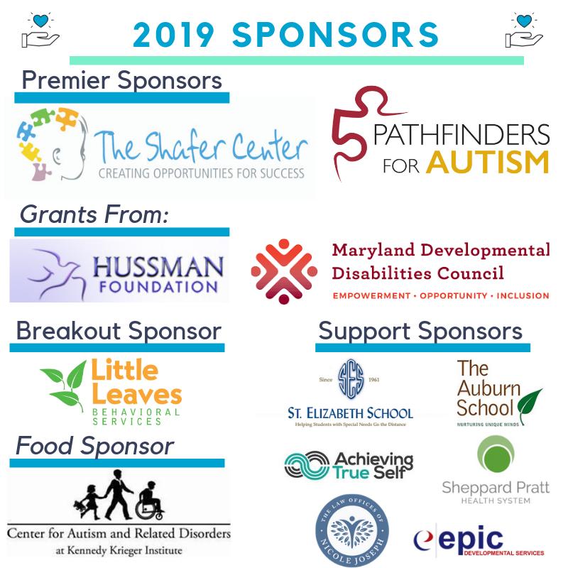 HAD 2019 sponsor logos