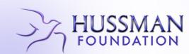 Hussman Foundation Logo
