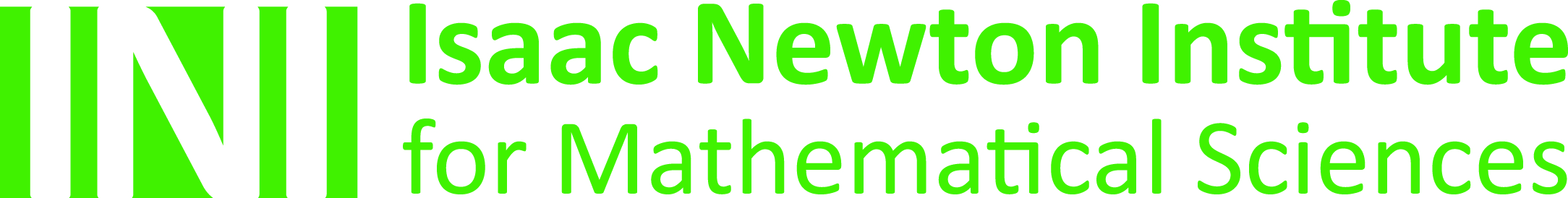 Isaac Newton Institute logo