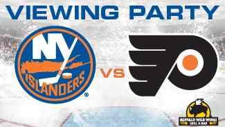 #IslesMeetup at Buffalo Wild Wings - #Isles vs Flyers