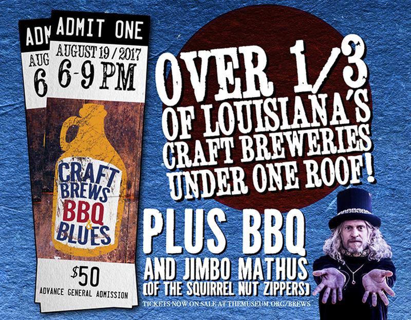 Craft Brews Bbq Blues Year  August