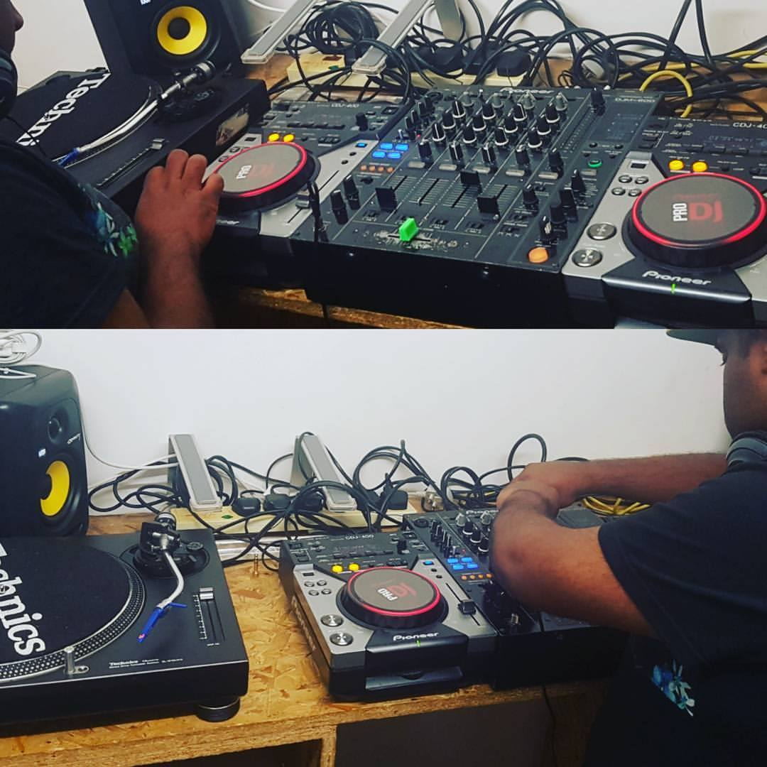 CDJ DJ Class