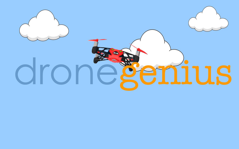 Drone Genius Logo