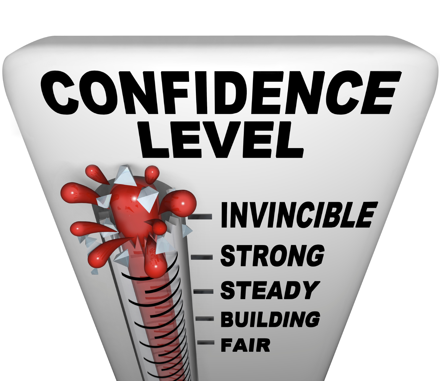 pICTURE OF cONFIDENCE