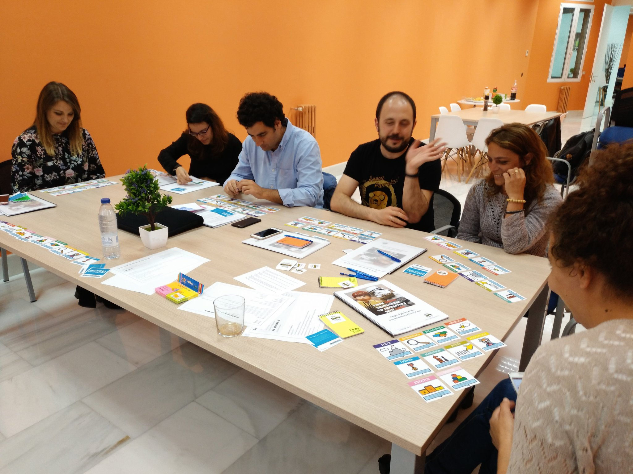 Workshop Mejora Búsqueda Talento