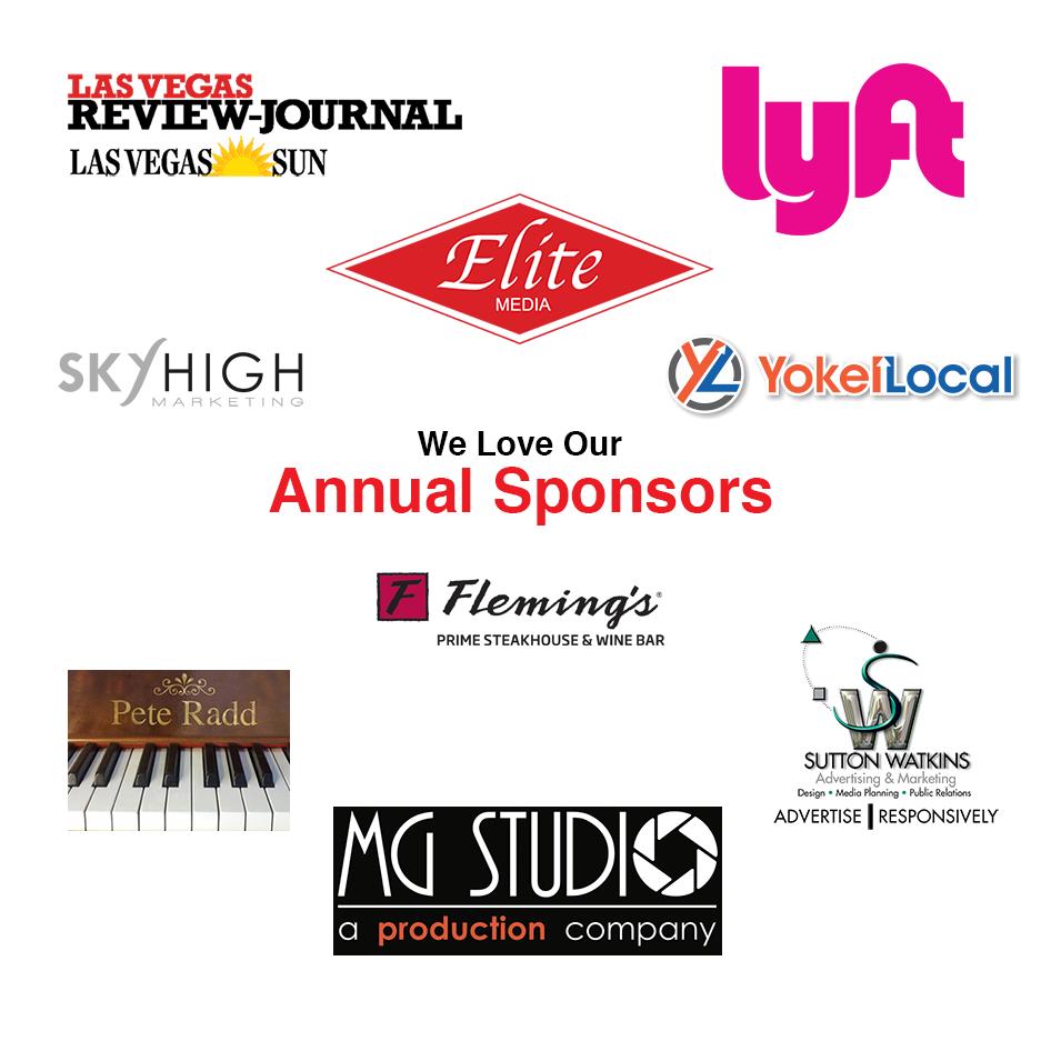AMALV Annual Sponsors
