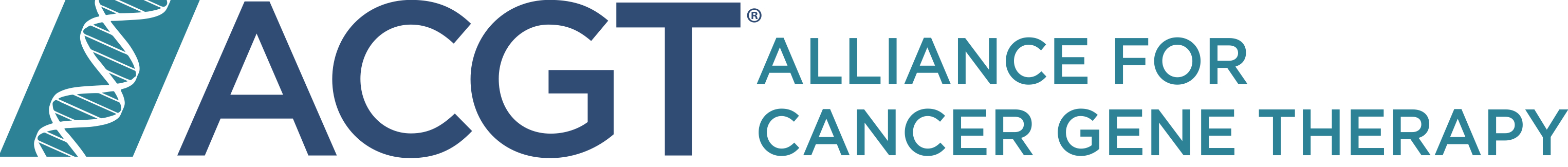 ACGT horizontal logo
