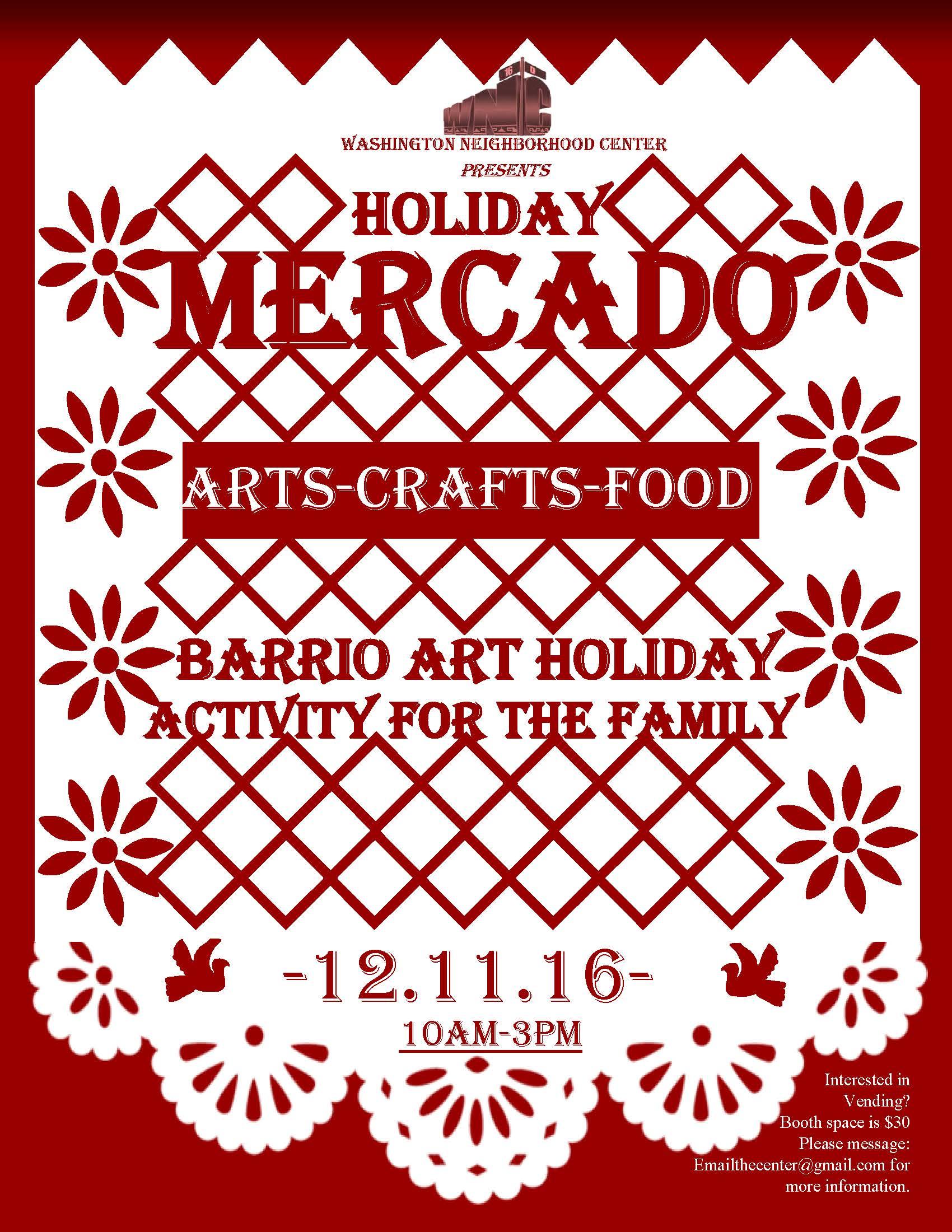 Holiday Mercado