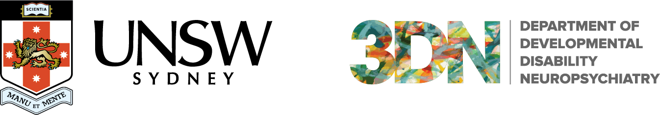 UNSW 3DN logo