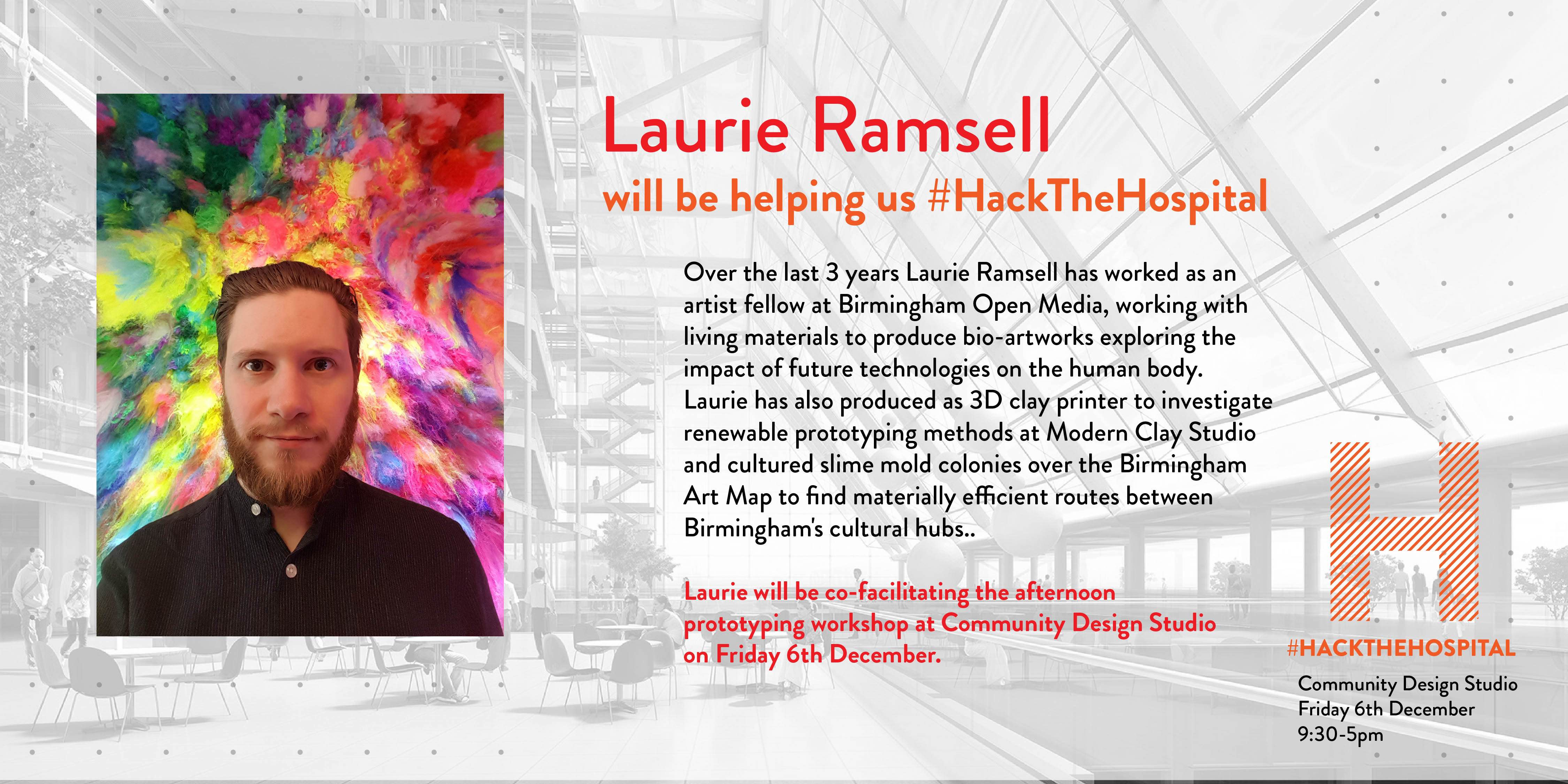 Laurie Ramsell
