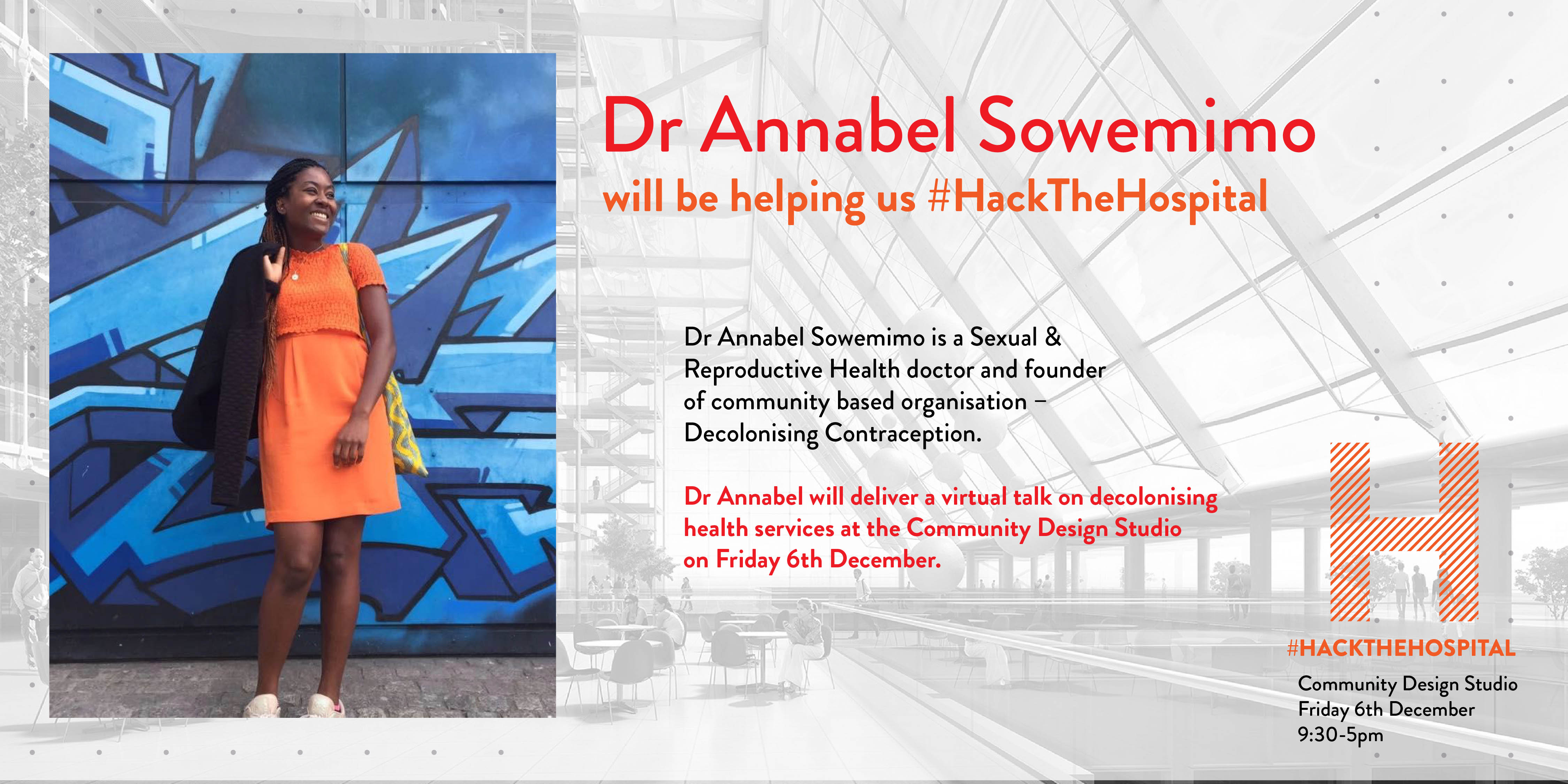 Dr Annabel Sowemimo