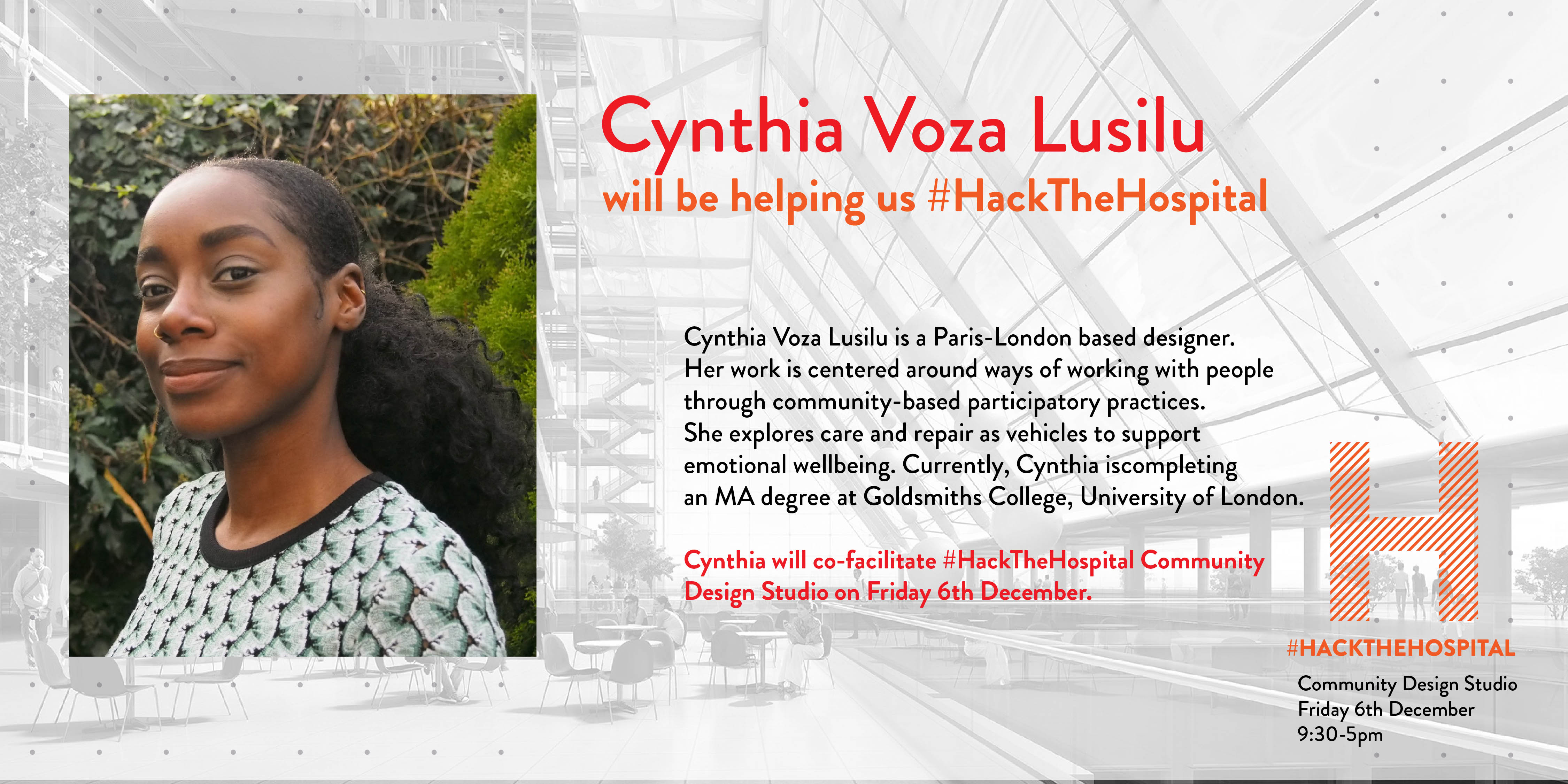 Cynthia Voza Lusilu