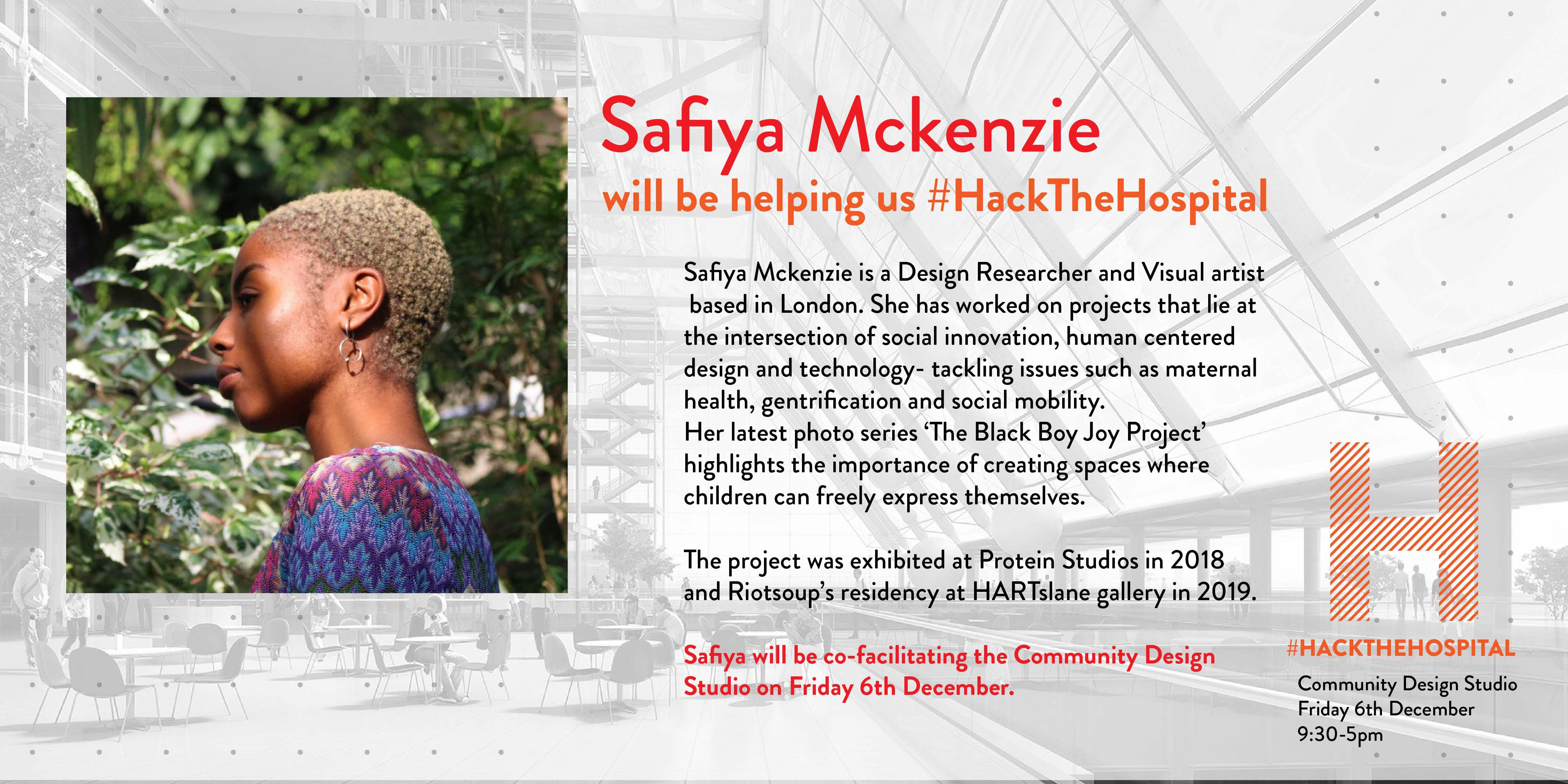 Safiya Mckenzie