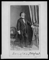 STEPHEN A. DOUGLAS FEATURED IN NEW CIVIL WAR MUSEUM EXHIBIT