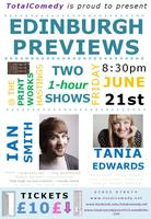 TotalComedy Presents 2013 Edinburgh Previews - Part 1