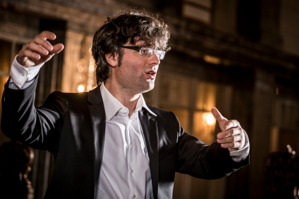 Conductor Jan Scheerer