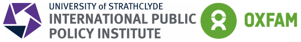 International Public Policy Institute and Oxfam GB logo