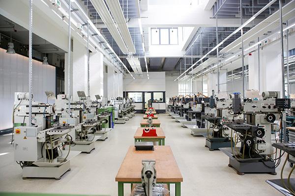 SIBB Forum Industrie 4.0 im neu eingeweihten ABB Ausbildungszentrum