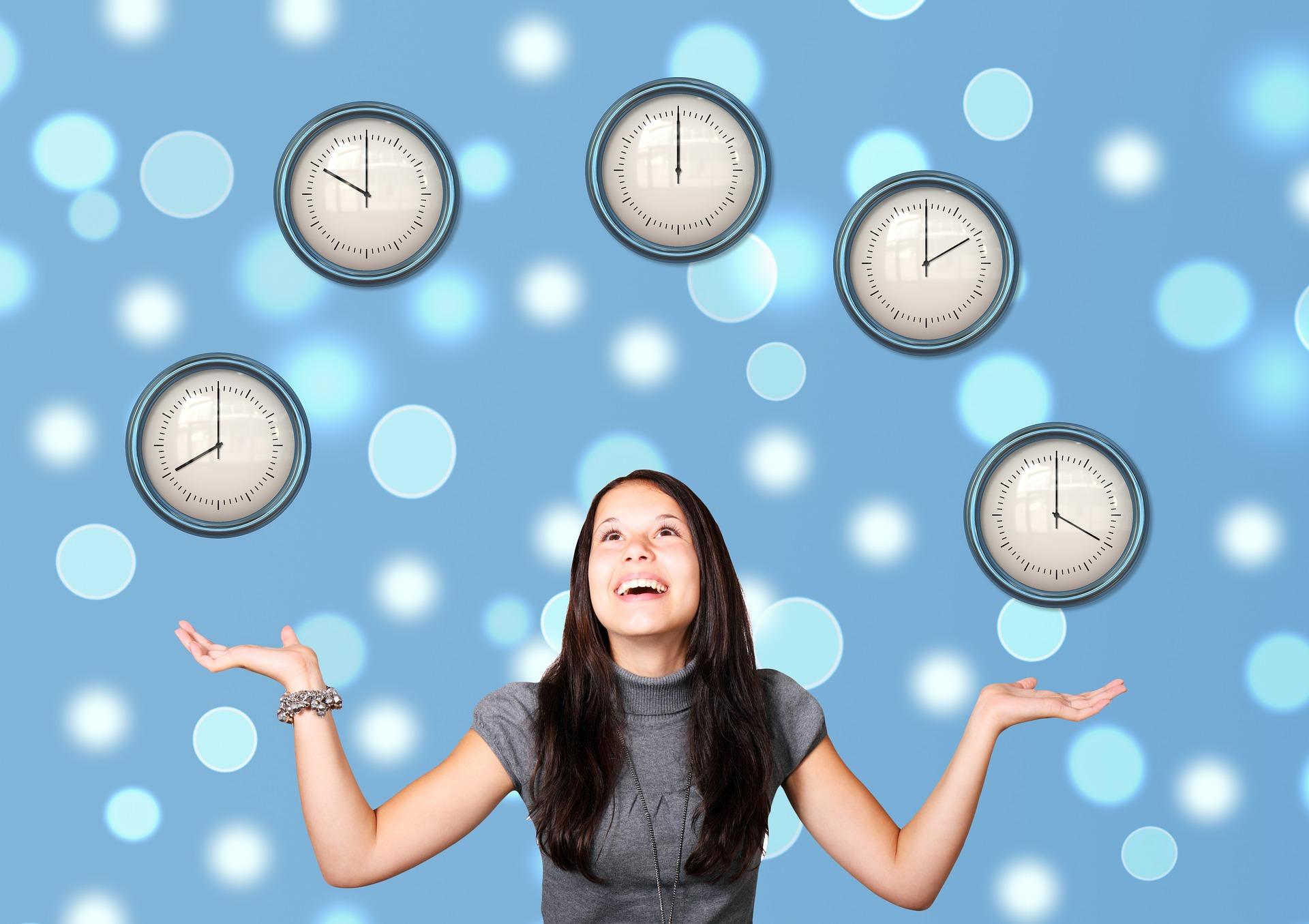 """""""Nine to five"""" war gestern! Vor allem erfolgreiche Mittelständler setzen auf flexible Arbeitszeitmodelle und sichern sich so einen Vorsprung für ihre Fachkräftegewinnung und Personalbindung."""