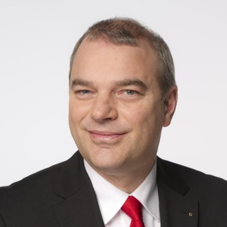 Geschäftsführer Peter Straub