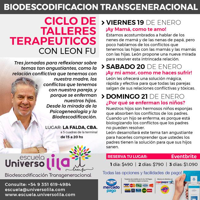 Biodescodificacion Transgeneracional