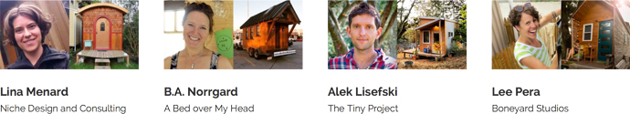 Tiny House Collaborative Presenters