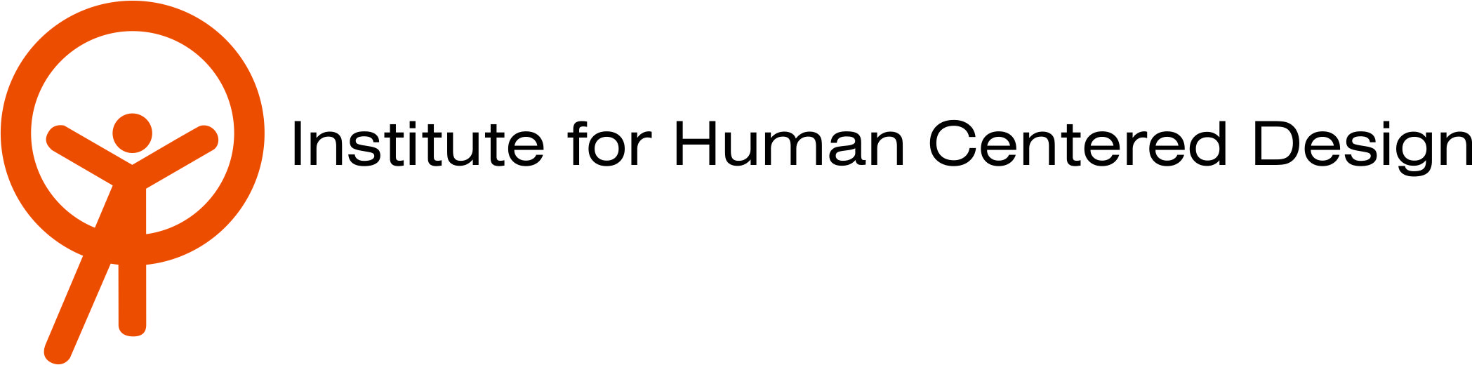 Institute for Human Centered Design Logo