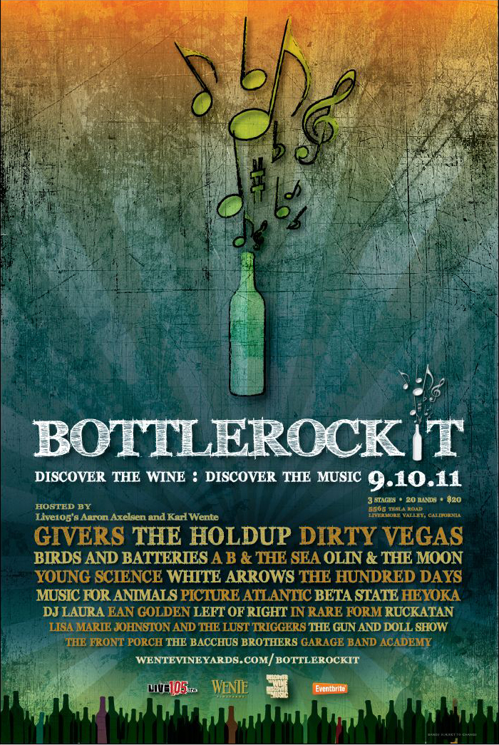 BottleRockIt