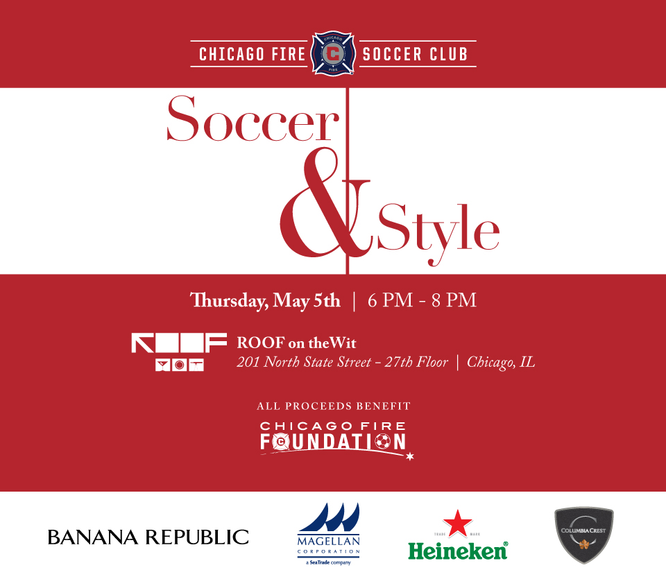 2016 Soccer & Style Fashion Show