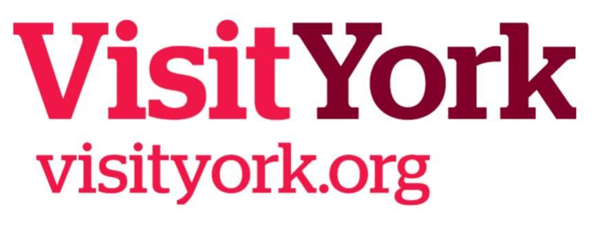 Visit York logo