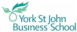York St John Business School logo