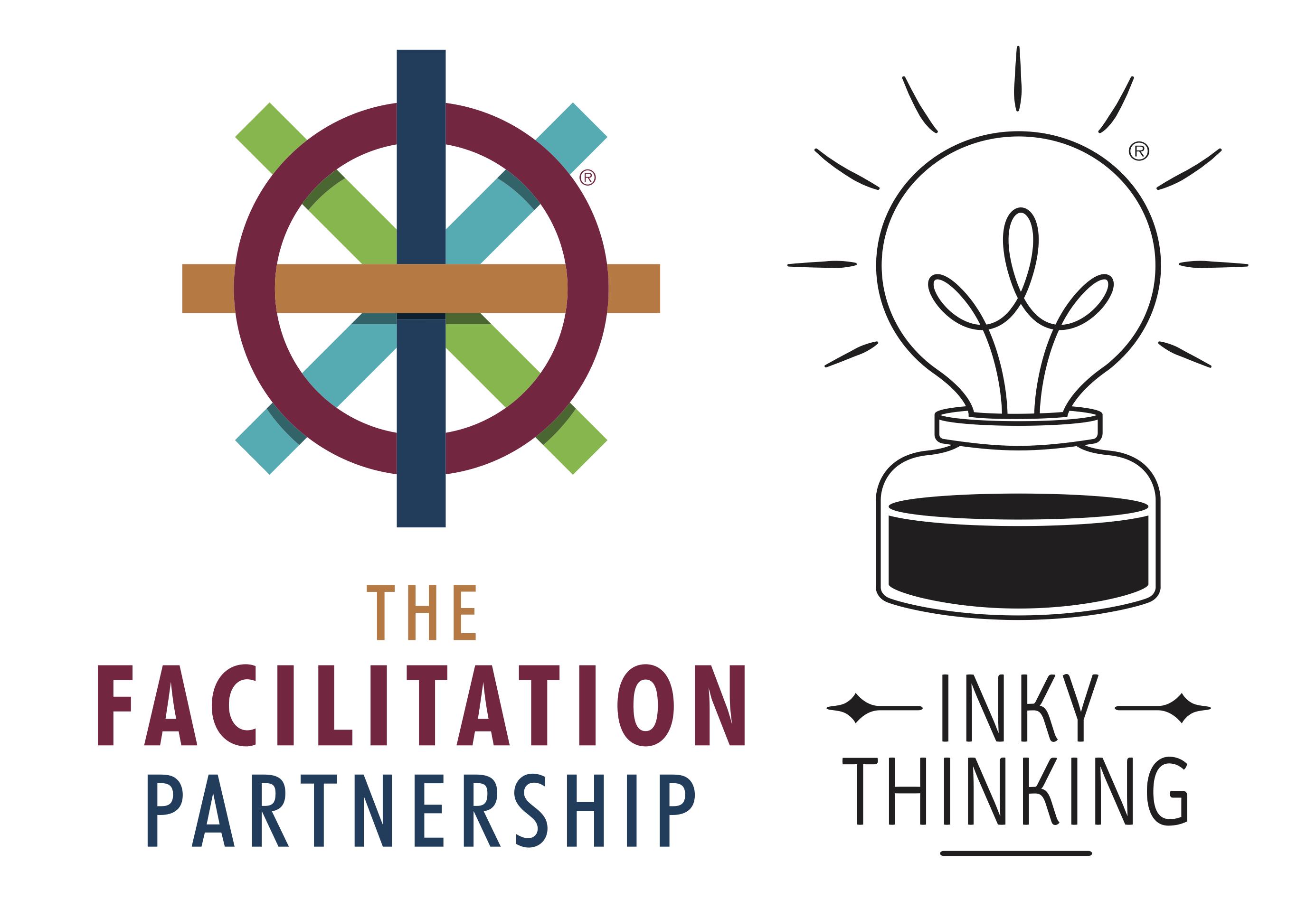InkyThinking and The Facilitation Partnership Logo