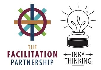 Inky Thinking and The Facilitation Partnership Logo