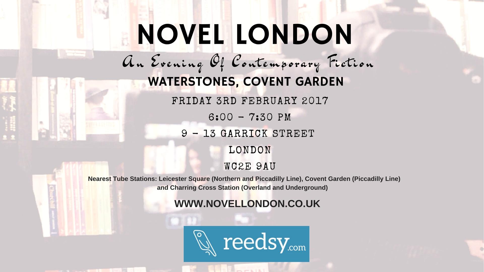 Covent Garden Flyer
