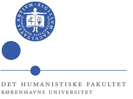 Det Humanistiske Fakultet på Københavns Universitet