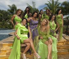Caribbean Wives of South Florida Premiere