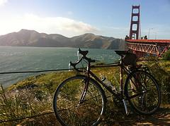 San Francisco Bike Ride