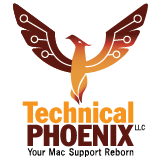 Technical Phoenix Logo