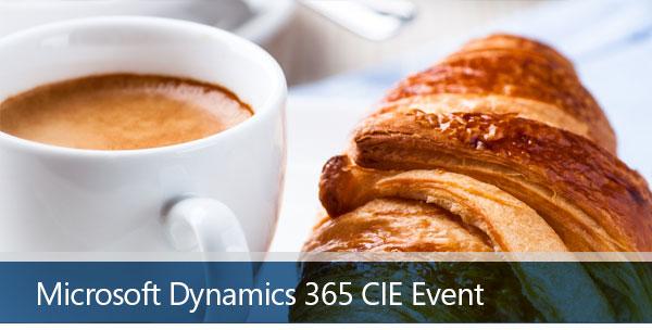 Microsoft Dynamics 365 CIE Event