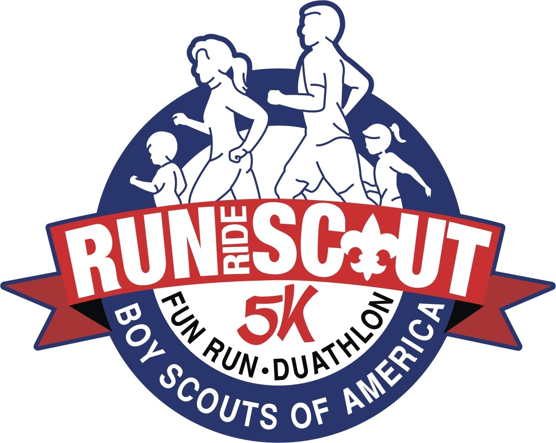 Run Ride Scout Logo